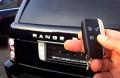 Електропривод дверей багажника на Range Rover
