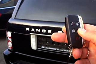 Ел.привод двері багажника Range Rover