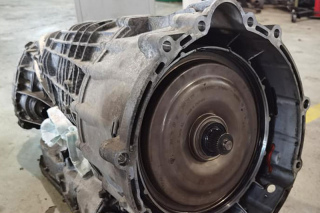 Ремонт трансмісії Porsche Panamera (970)